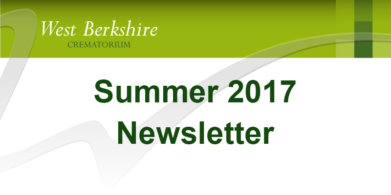 Newsletter - Summer 2017